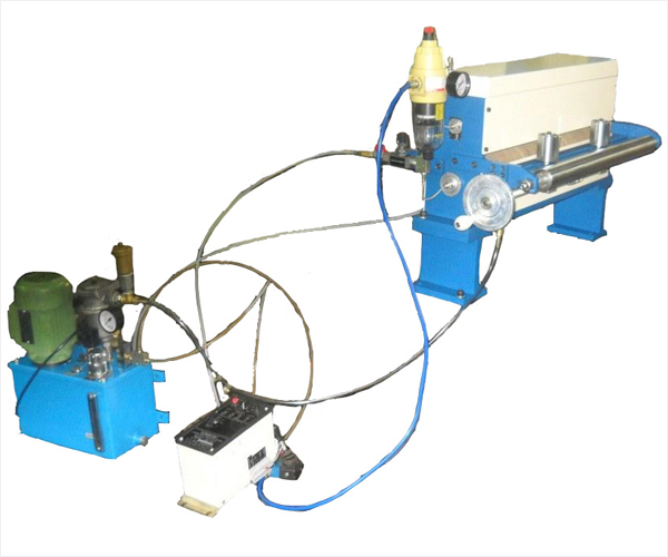 Automatic Roller Lubricating System